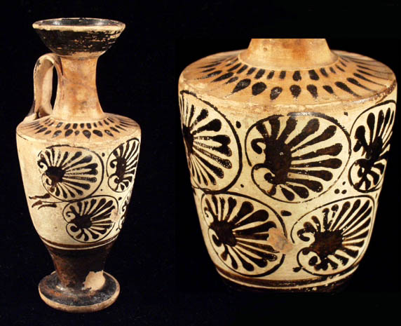 Greek pottery patterns catalog of