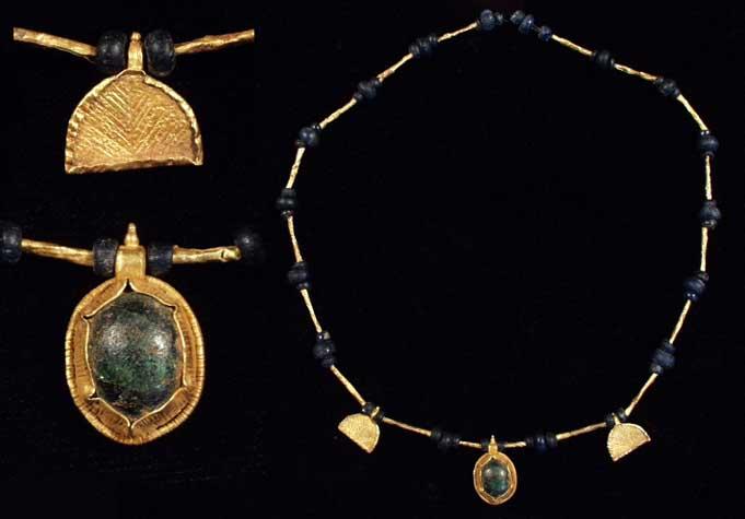 Ancient Roman Jewelry Necklaces Beads Amp Pendants
